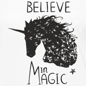 Believe in Magic Long Sleeve Shirts - Women's Premium Long Sleeve T-Shirt
