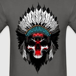 Caveira Indio T-Shirts - Men's T-Shirt