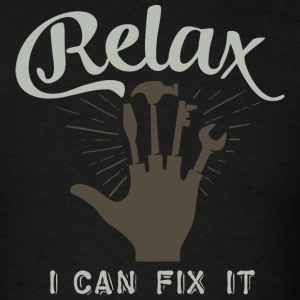 Relax_Handy - Men's T-Shirt