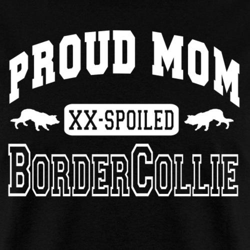 Proud Border Collie Mom