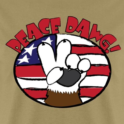 Peace Dawg!