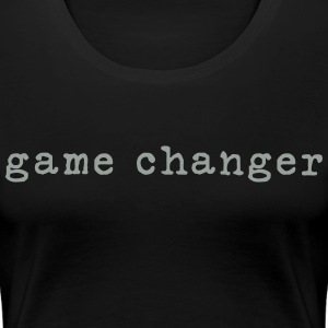 Game Changer t-shirt - Women's Premium T-Shirt