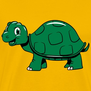 Turtle cute children T-Shirts - Men's Premium T-Shirt