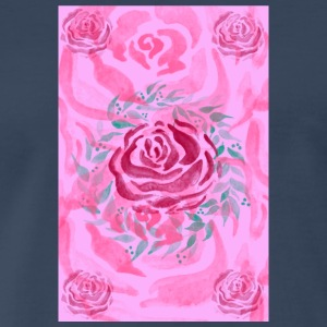 rose pink - Men's Premium T-Shirt