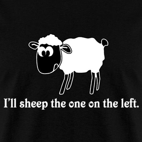 Sheep the Left dark