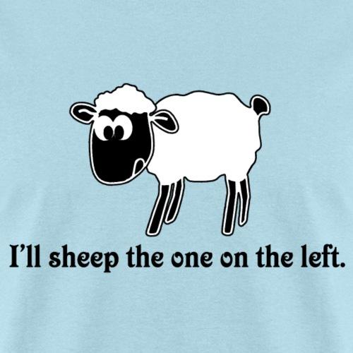 Sheep the Left light