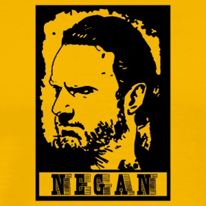 negan - Men's Premium T-Shirt