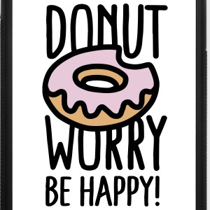 Donut worry Be happy! US Accessories - iPhone 7 Plus Rubber Case