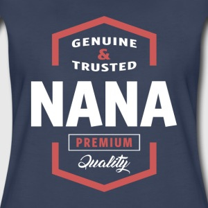 Genuine Nana Tees - Women's Premium T-Shirt