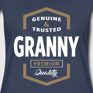 Genuine Granny Tees - Women's Premium T-Shirt