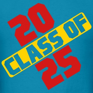 CLASS OF 2025 T-Shirts - Men's T-Shirt