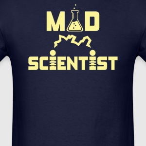 Mad Scientist T-Shirts - Men's T-Shirt
