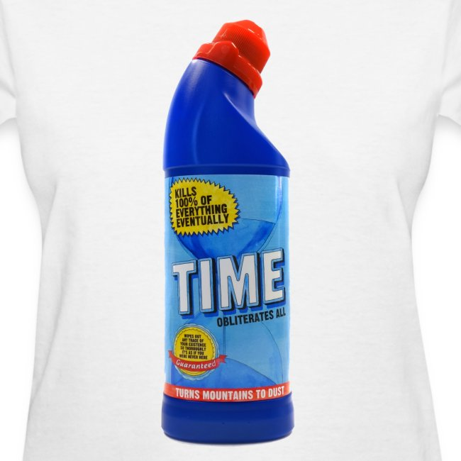 Time Bleach - Women's T-Shirt
