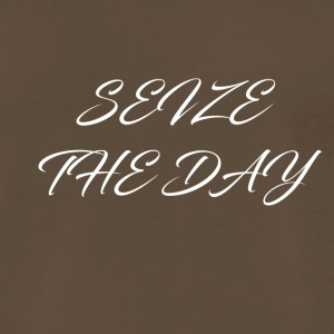 Seize the day - Men's Premium T-Shirt