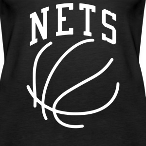 Brooklyn Nets - Women's Premium Tank Top