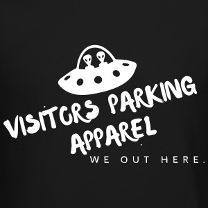 Visitors Parking Apparel Crew neck - Crewneck Sweatshirt