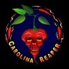 Carolina Reaper Skull - Men's Premium T-Shirt