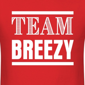 Team Breezy Fight Shirt - Men's T-Shirt