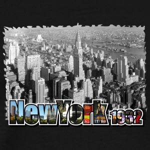 New-York - Men's Premium T-Shirt