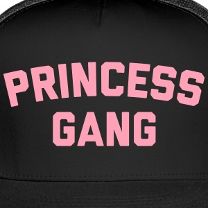 Princess Gang Funny Quote  Sportswear - Trucker Cap