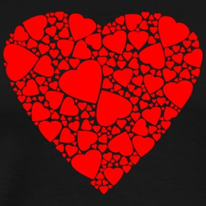 Isle_full_of_Hearts - Men's Premium T-Shirt