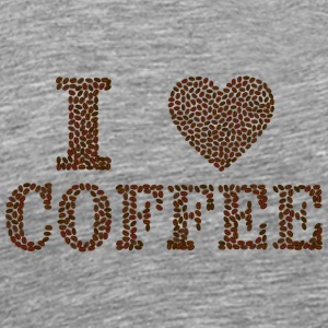 Isle_of_Coffeelover - Men's Premium T-Shirt
