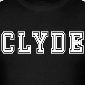 Valentine's Day Matching Couples Clyde Jersey - Men's T-Shirt