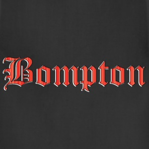 Bompton red Aprons - Adjustable Apron