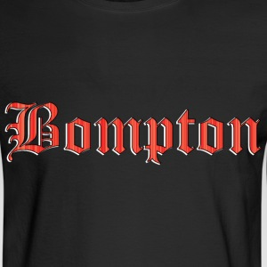 Bompton red Long Sleeve Shirts - Men's Long Sleeve T-Shirt