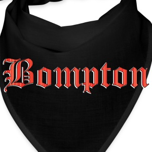 Bompton red Caps - Bandana