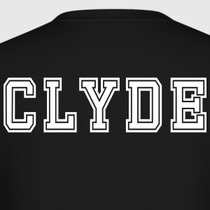 Valentine's Day Matching Couples Clyde Jersey - Crewneck Sweatshirt