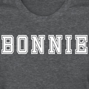 Valentine's Day Matching Couples Bonnie Jersey - Women's T-Shirt