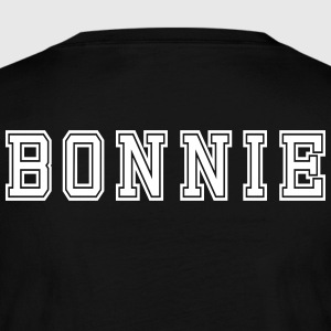 Valentine's Day Matching Couples Bonnie Jersey - Women's Long Sleeve Jersey T-Shirt