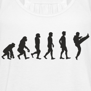 Evolution Karate Tanks - Women's Flowy Tank Top by Bella