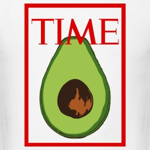 AVOCADO TIME T-Shirts - Men's T-Shirt