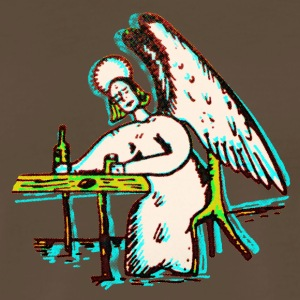 Drunken Angel T-Shirt - Men's Premium T-Shirt