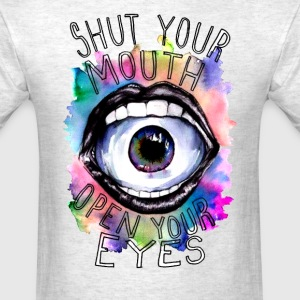 Open your Eyes - Men's T-Shirt