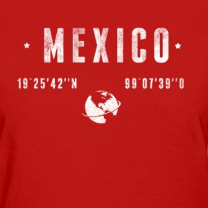 Mexico T-Shirts - Women's T-Shirt