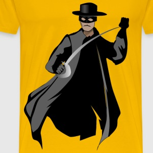 Zorro - Men's Premium T-Shirt