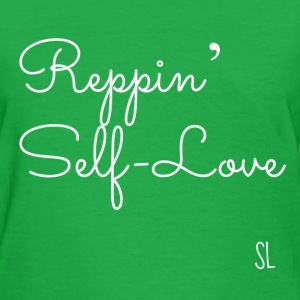 Reppin' Self-Love Shirt T-Shirts - Women's T-Shirt