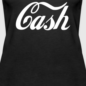 Cash - Women's Premium Tank Top