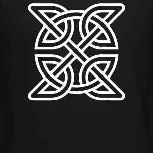 Celtic Knot Symbol Decal - Crewneck Sweatshirt