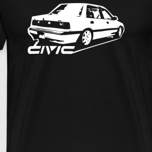CIVIC - Men's Premium T-Shirt