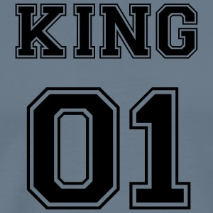 King_1 - Men's Premium T-Shirt