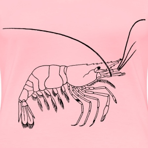 prawn - Women's Premium T-Shirt