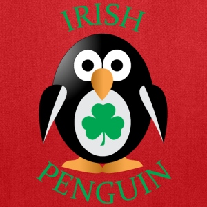 Irish penguin Bags & backpacks - Tote Bag