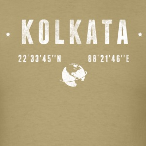 Kolkata T-Shirts - Men's T-Shirt