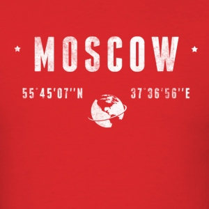 MOSCOW T-Shirts - Men's T-Shirt