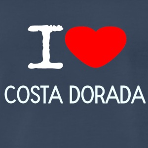 I LOVE COSTA DORADA - Men's Premium T-Shirt