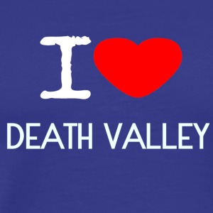 I LOVE DEATH VALLEY - Men's Premium T-Shirt